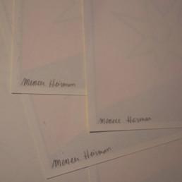 Detail risograph Meneer Heirman