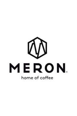 Logo Meron home of coffee