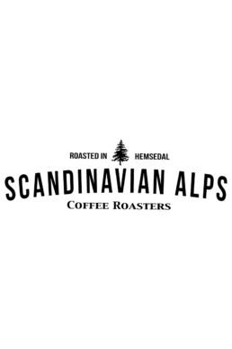 Logo Scandinavian alps coffee roasters