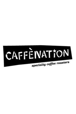 Logo Caffènation specialty coffee roasters