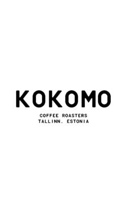 Logo Kokomo coffee roasters