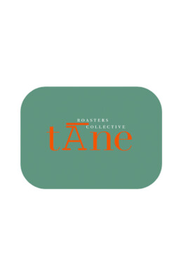 Logo Tane roasters collective