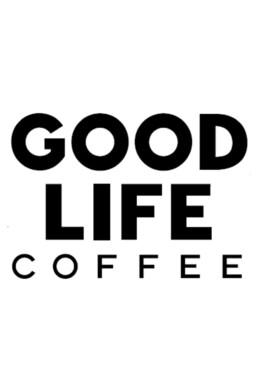Logo good life coffee