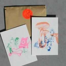 Postcards Bertem Vanderbruggen